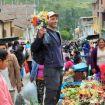 De markt in San Miguel