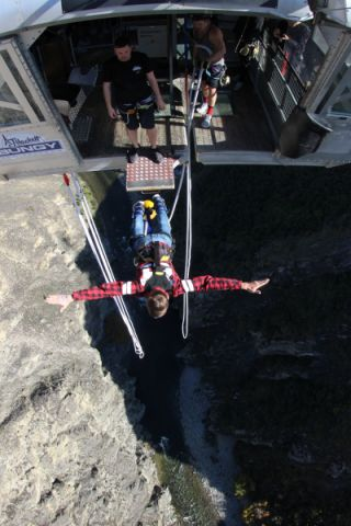 Nevis Bungee